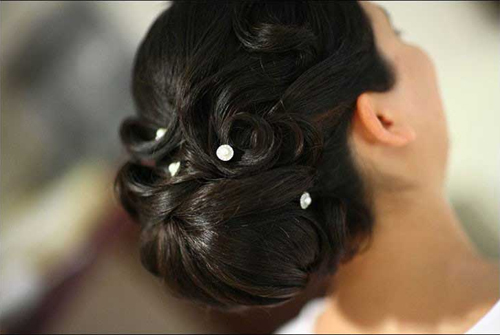 Bridal Hair Gallery