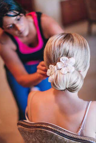 Wedding Day Hair Gallery
