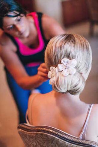 Wedding Day Hair Gallery