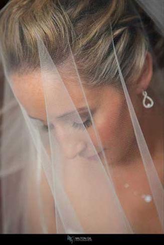 NJ Bridal Hair